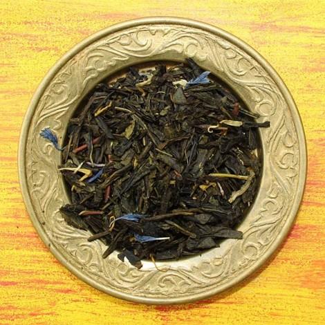 """Thé vert Sencha de Chine aromatisé """"Volup'thé"""" - en vente"""
