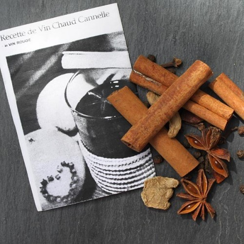 Vente de mélange d'épices pour Vin Chaud