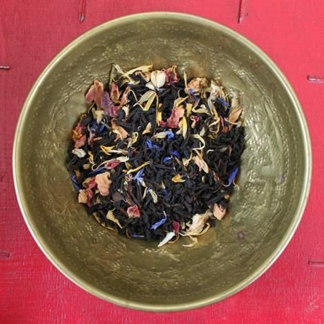 """vente Thé noir Chine """" Jardins fleuris de Boukhara"""""""