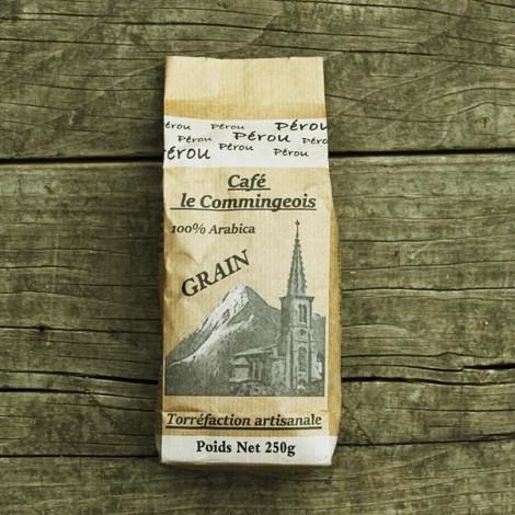 Café du Pérou en vente - Torrefié dans les Pyrénées