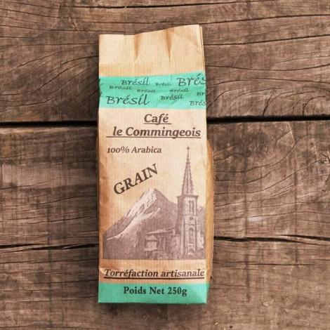 Café origine Brésil torréfié dans les Hautes-Pyrénées