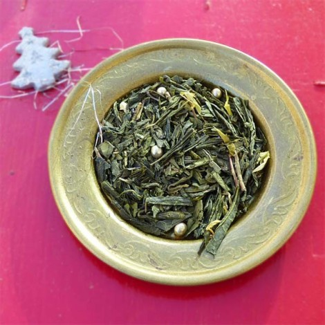 L'étoile filante - Thé Vert Sencha Chine aromatisé