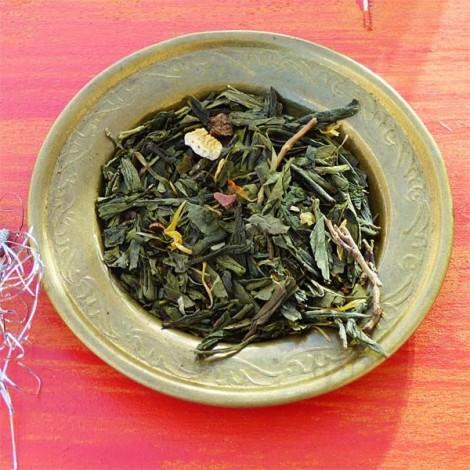Nouvé, thé vert Sencha Chine aromatisé en vente en ligne