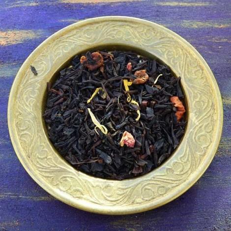 """""""L'étoile de Moscou"""", thé noir de CHine aromatisé en vente en ligne"""