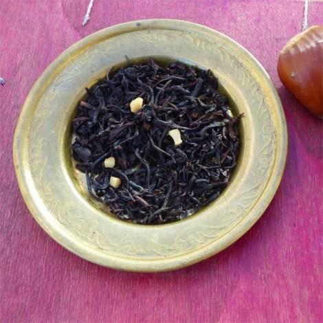 """""""Châtaigne"""", thé noir de Chine à la châtaigne en vente en ligne"""