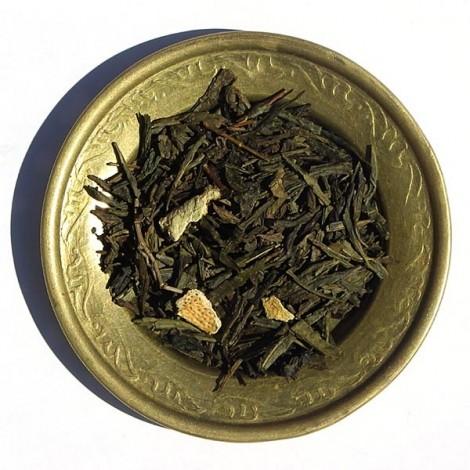 Thé vert aromatisé - Sencha de Chine
