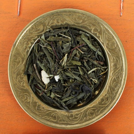 Thé Vert aromatisé - Amphitrite