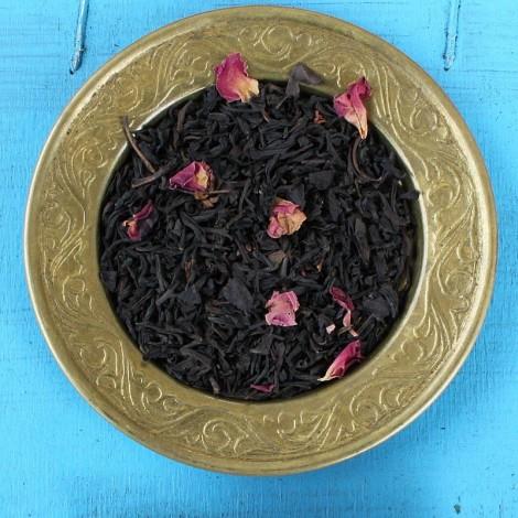 """Thé Noir aromatisé """"Bouquet d'Asie"""""""